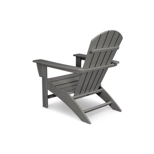 Pacific Blue Nautical Adirondack Chair