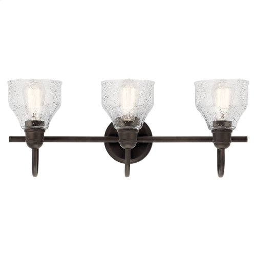 Avery 3 Light Vanity Light Olde Bronze®
