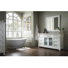 "Weston 60"" Single Bathroom Vanity"
