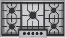 "36"" Gas Cooktop 500 Series - Stainless Steel NGM5654UC"