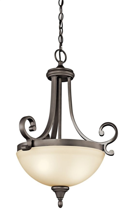 Monroe 2 Light Pendant Olde Bronze®