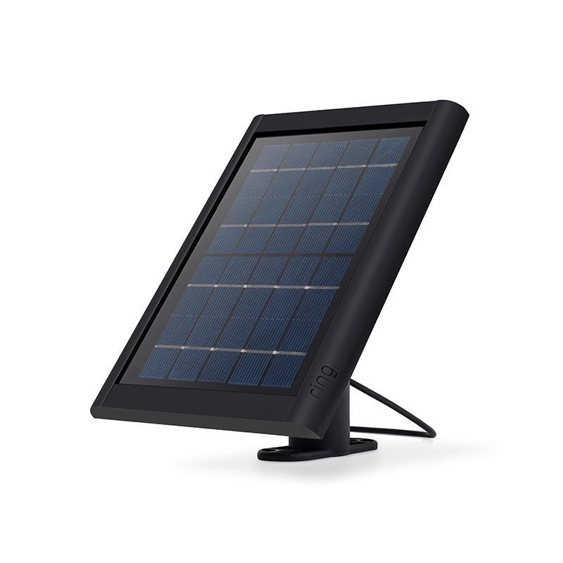 Solar Panel - Black  BLACK