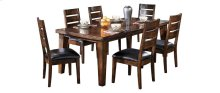 RECT Dining Room EXT Table