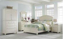 Seabrooke Panel Bed, Queen