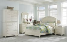 Seabrooke Panel Bed, King