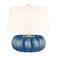 Table Lamp - SLATE BLUE