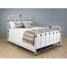 Hillsboro Iron Bed