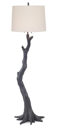 Cambrium Zinc Floor Lamp