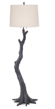 Cambrium Zinc Floor Lamp