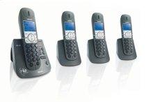 Cordless phone answer machine