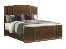 Queen Fairmont Panel Bed