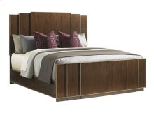 Queen Fairmont Panel Bed