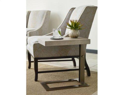 Blaine Chairside Table