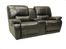 Harrisburg Brownstone Reclining Loveseat
