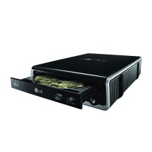 Super-Multi External 24x DVD Rewriter with SecurDisc and LightScribeTM