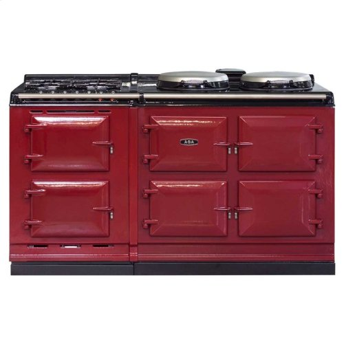 Dark Blue AGA Integrated Dual Fuel Module LP