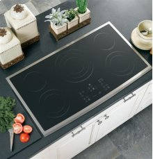 "GE Profile™ Series 36"" Built-In Cooktop ***FLOOR MODEL CLOSEOUT PRICING***"