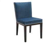 Vintage Dining Chair - Blue