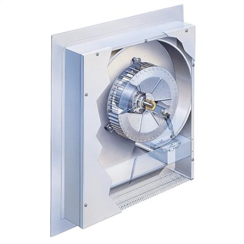"""600 CFM Exterior Blower for 10"""" Round Ducts"""