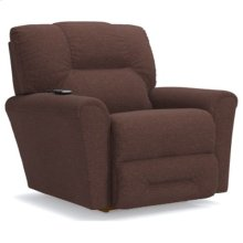 Easton PowerReclineXR® Reclina-Rocker® Recliner w/ Two-Motor Massage & Heat