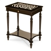 Web Chairside Table