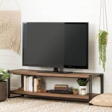 TV Stand - Rustic Bamboo