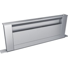 800 Series Downdraft Ventilation 37'' Stainless Steel