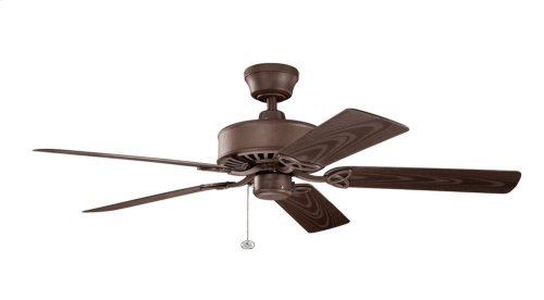 "Renew Patio 52"" Fan Tannery Bronze"