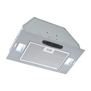 """Broan 20.5"""", Powder Coated Silver Finish Power Pack With 290 Cfm Internal Blower, Energy Star® Certified"""