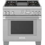 Thermador36-Inch Pro Grand(R) Commercial Depth Gas Range
