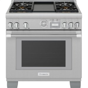 Thermador36-Inch Pro Grand® Commercial Depth Gas Range