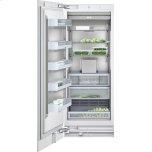"GaggenauVario Freezer 400 Series Fully Integrated Width 30"" (76.2 Cm)"