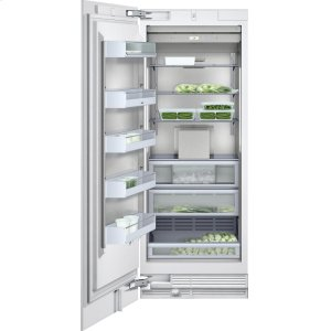 "GaggenauVario Freezer 400 Series Fully Integrated Width 30"" (76.2 Cm)"
