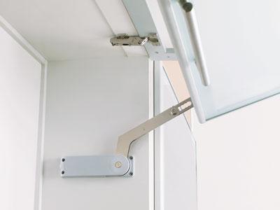 Lapcon Horizontal Bi-folding Door Mechanism
