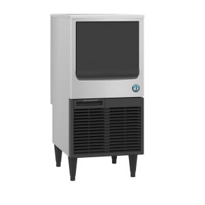 HoshizakiKM-81BAJ, Crescent Cuber Icemaker, Air-cooled, Built in Storage Bin