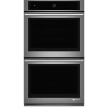 """Jenn-Air® 30"""" Double Wall Oven with MultiMode® Convection System, Euro-Style Stainless Handle"""