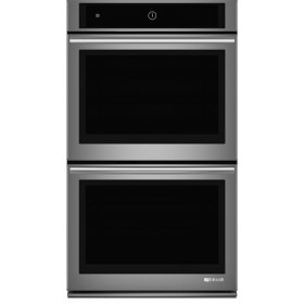 """Jenn-Air® 30"""" Double Wall Oven with MultiMode® Convection System, Euro-Style Stainless"""