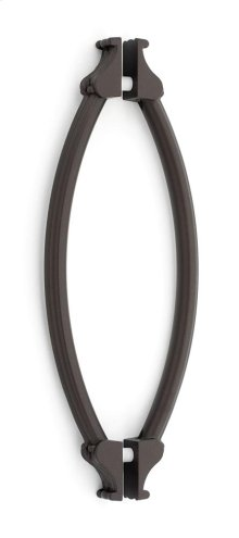 Fiore Back-to-Back Pull G1476-8 - Chocolate Bronze
