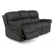 Walden Fabric Power Reclining Sofa