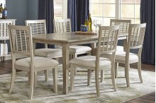Ocala 7pc Rectangle Dining Set