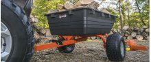 17 Cu. Ft. ATV Poly Cart - 45-0529
