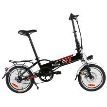 Folding Pedal Assist Electric Bike