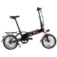 Folding Pedal Assist Electric Bike