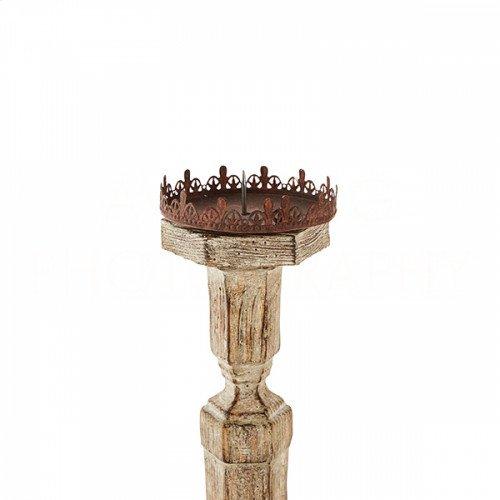 Tower in Rustic Wood