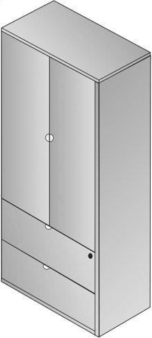 "Kenwood Storage/lateral File 37.5""X20""X71"""
