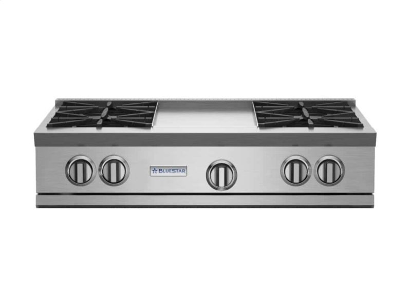36 Rnb Rangetop With 12 Griddle