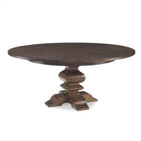 Edenborough Dining Table - Dark