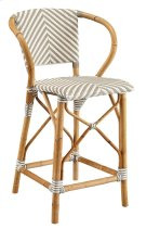 Pearl Counter Stool GREY Product Image