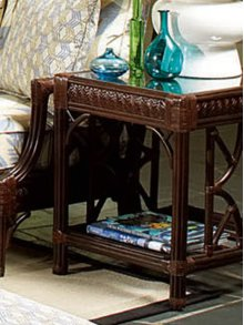 St. Augustine End Table