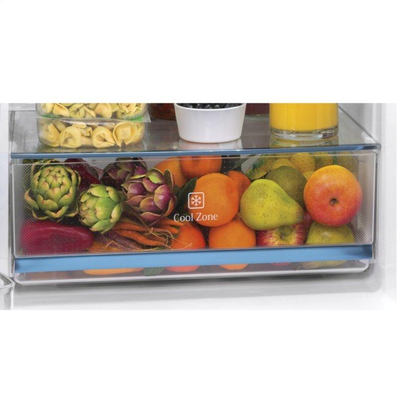 15 Cu  Ft  French Door Refrigerator